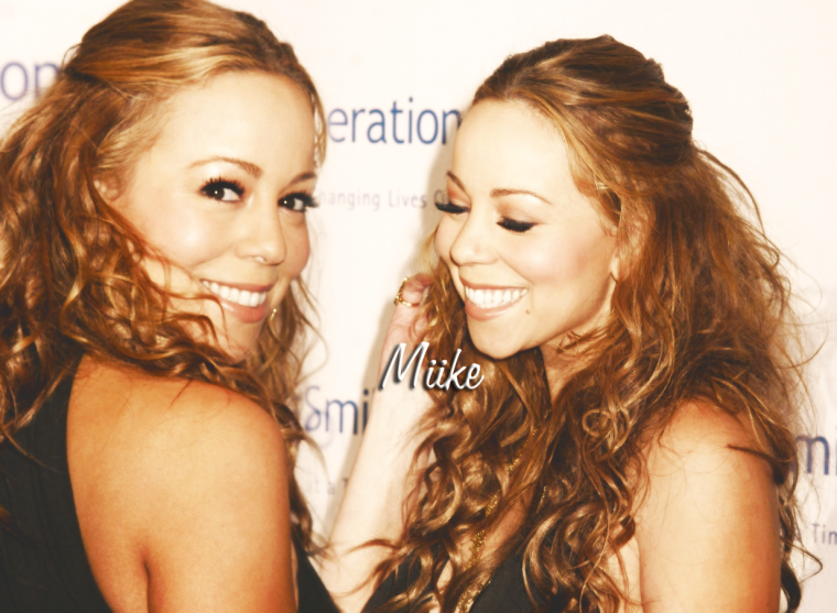 ● Mariah Carey Operation Smile's Annual The Smile Collection Dinner & Live Auction 2006 ♥