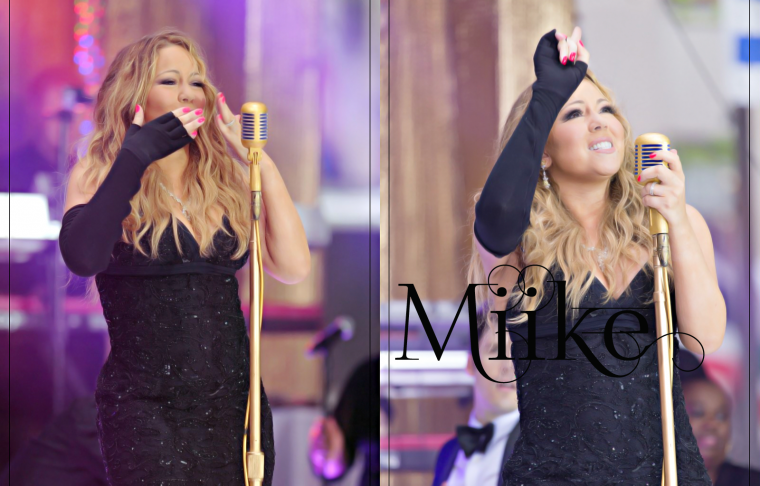 • Mariah Carey - Today Show (16 mai 2014) ♥