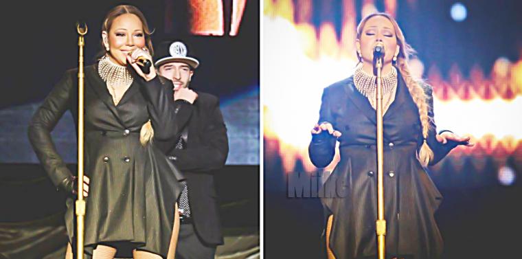 • Mariah Carey - The Elusive Chanteuse Tour ! ♥