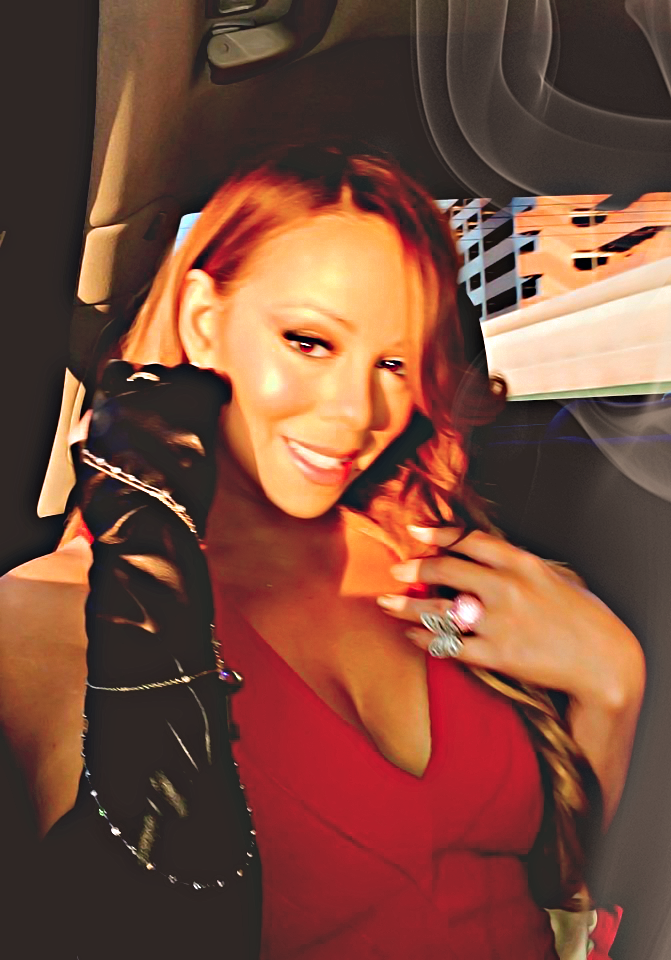 • Mariah Carey - The Elusive Chanteuse Tour ! ♥