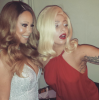 • Mariah Carey - Beacon Theater (Decembre) 2014 (NY) ♥ • Mariah Carey and Lady Gaga (21 Decembre 2014 instagram)