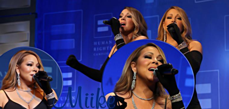 • Mariah Carey HRC Gala ♥ (Mars 2015)