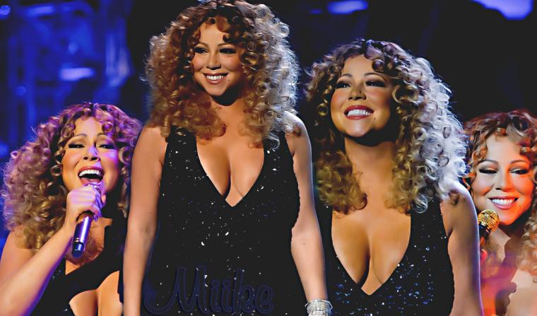 • Premier jour de concert pour Mariah à Las Vegas. ♥