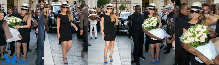 • Mariah Carey - Un retour en France. ♥ (Juin 2015)