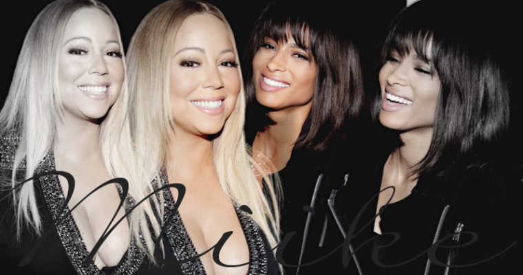 • Mariah and Cici ♥