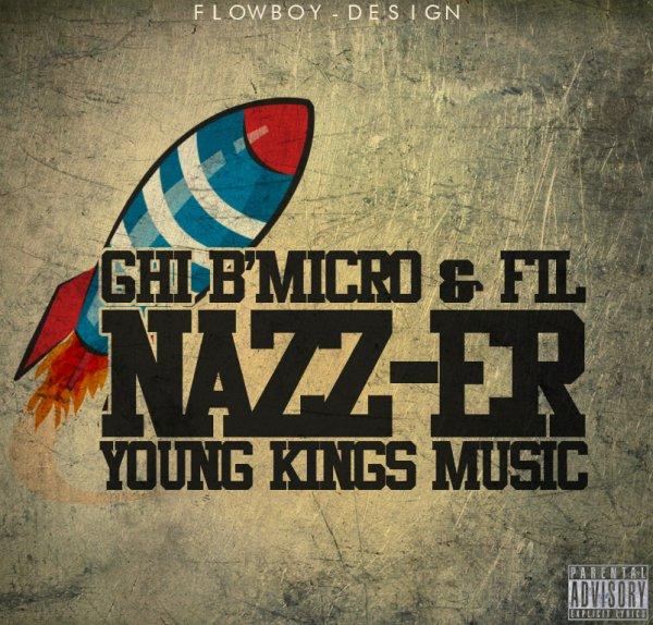 Mixtape : Micro & Fil / Nazz-ER - Ghi B'Micro & Fil  (2013)