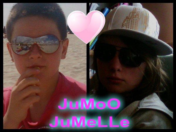 JuMoO et JuMeLLe <3