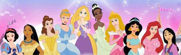 quel est votre princesse et prince  favori
