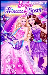 Barbie la princesse et la popstar barbiecharm - Barbie la princesse et la pop star ...