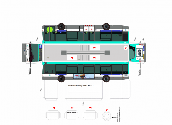 Articles de ratp601ab tagg s ratp blog de ratp601ab - Dessiner un bus ...