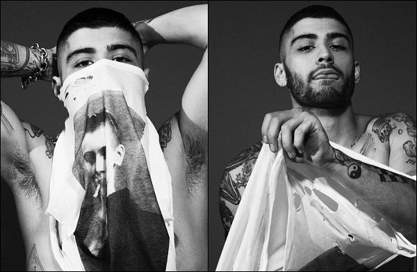 """"""" Découvrez plusieurs photos que Zayn a réalisé pour le magazine américain « Paper » qui sortira pendant la période de l'été """""""