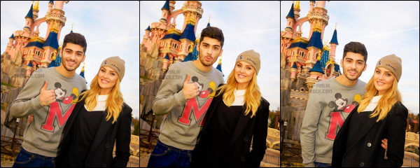 """ ________• 08/01/2014 • ZAYN'S BIRTHDAY IN DISNEYLAND PARIS • """