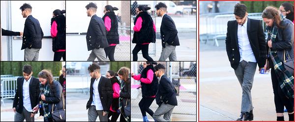 09/12/2016 : Zayn Malik a été photographié en arrivant au lancement du « Billboard Women In Music » à New-York !Zayn était accompagné de sa manager, Sarah. Il a été photographié en quittant la batîment un peu plus tard dans la journée. C'est un immense top.
