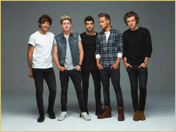 """"""" Découvrez une nouvelle photo des One Direction du photoshoot pour Event Magasine !  """""""