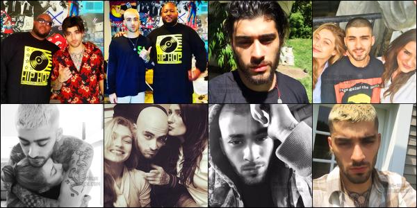 """"""" Découvrez les dernières photos personnelles de Zayn postées sur les réseaux ! """""""