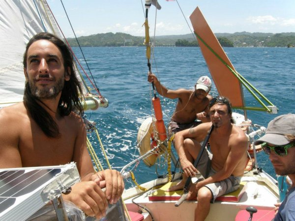 back to Samana and go Sailing, diving, snorkeling and fishing with the boat!!!