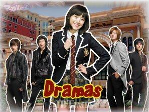 Bienvenue sur Eternel-Drama!!