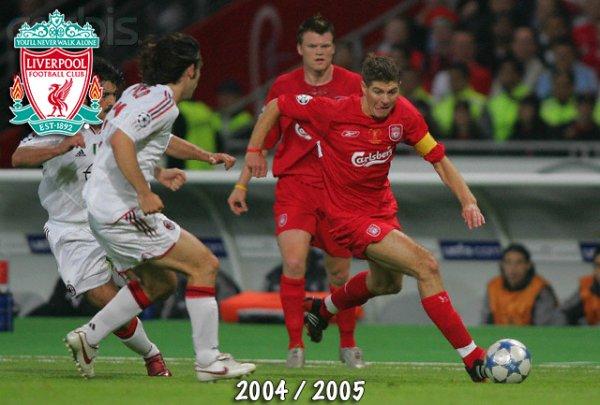 Champions League (2000-2005)