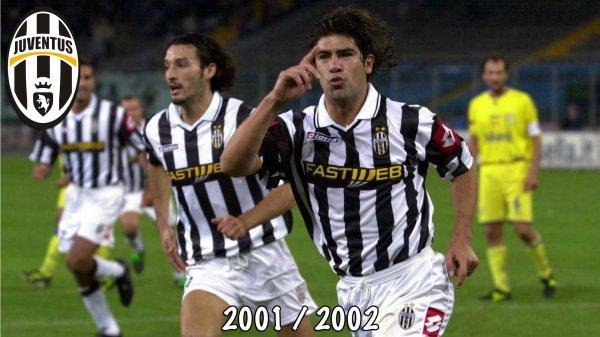 Serie A (2000-2005)