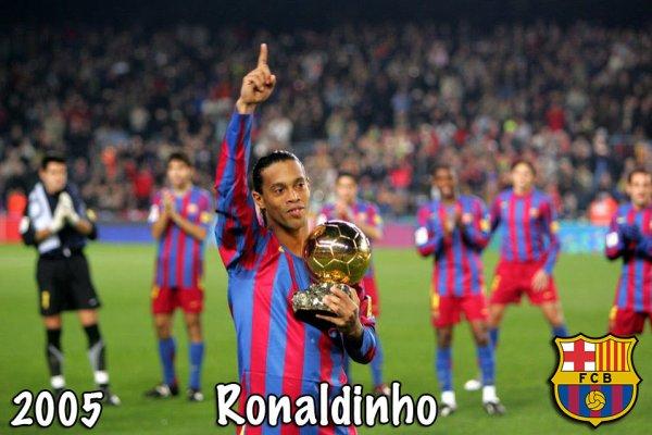 Ballon d'Or (2000-2005)