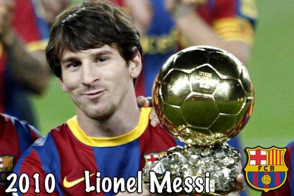 Ballon d'Or (2006-2010)