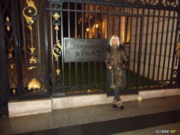 marche de Noel sur les Champs Elysses