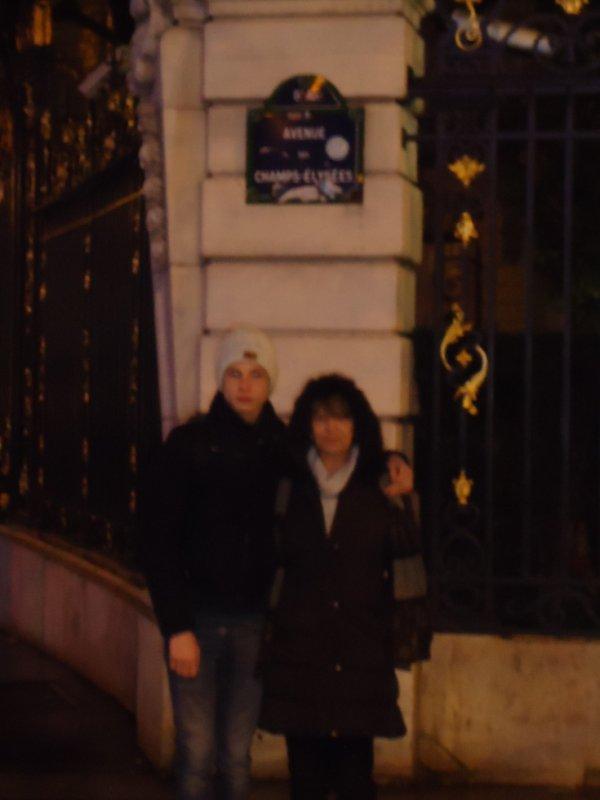 Paris le 31 decembre 2013