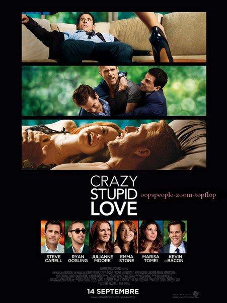 Film coup de coeur ... Crazy,Stupid,Love a voir !  Objectif : Atteint