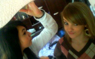 Sarah ; Ma meilleure amie ♥