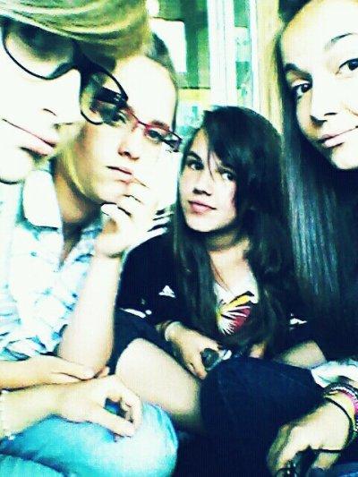 Sans elles, je ne suis rien .