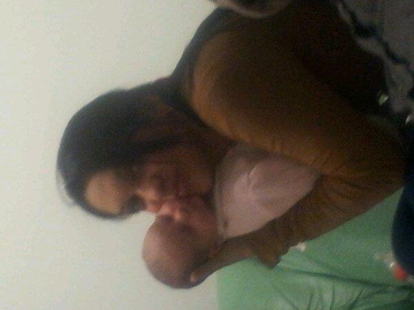 Ma sr et ma petite niece