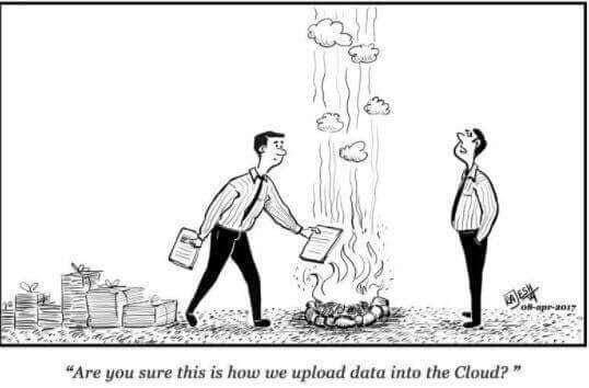 upload your data to the cloud with NavaCertus