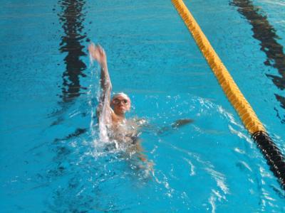 Entrainement piscine universitaire bordeaux etudiant for Piscine talence