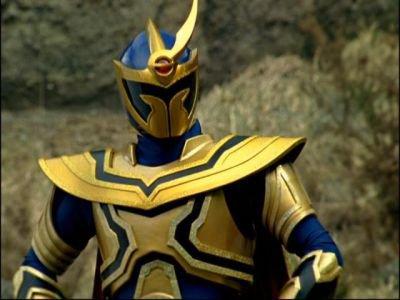 Daggeron en ranger chevalier solaris force mystique - Power rangers dore ...