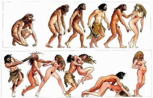 Galerie de l'évolution lol
