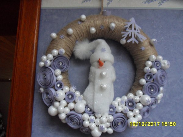couronne quilling