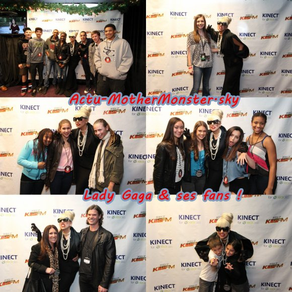 Kiss FM Jingle Ball