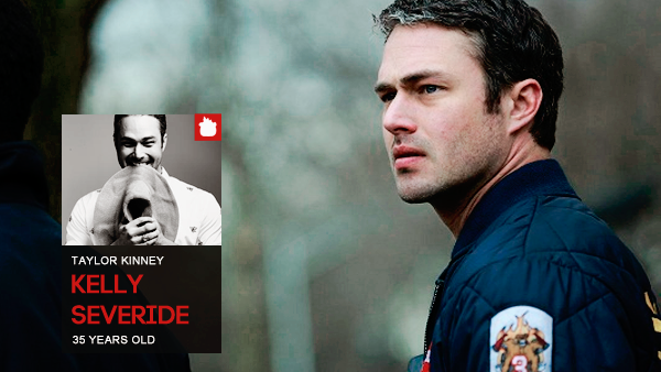 #PERSONNAGE / CHICAGO FIRE – KELLY SEVERIDE.