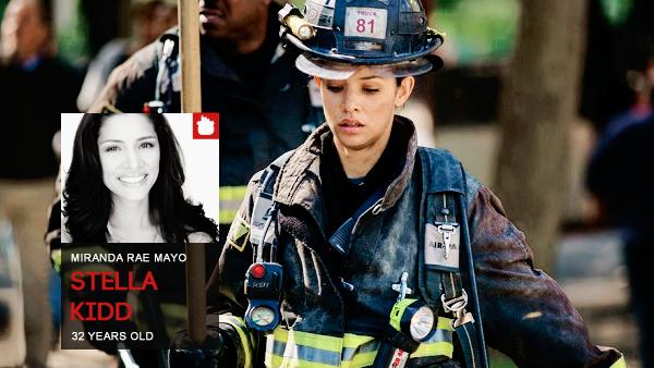 #PERSONNAGE / CHICAGO FIRE – STELLA KIDD.
