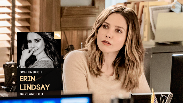 #PERSONNAGE / CHICAGO PD – ERIN LINDSAY.
