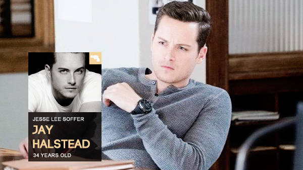 #PERSONNAGE / CHICAGO PD – JAY HALSTEAD.