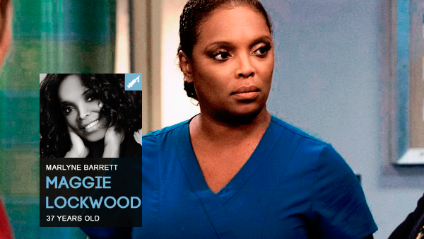 #PERSONNAGE / CHICAGO MED – MAGGIE LOCKWOOD.