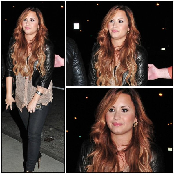 Jeudi 8 mars : Demi a assisté à la Big Movie Time New York Premiere à New York le 6 mars.
