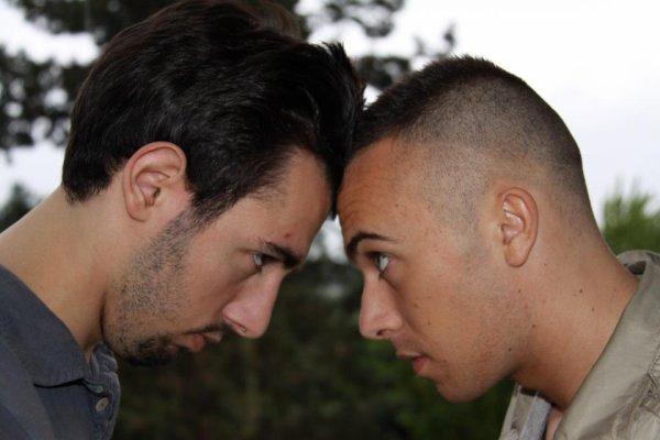 face contre face