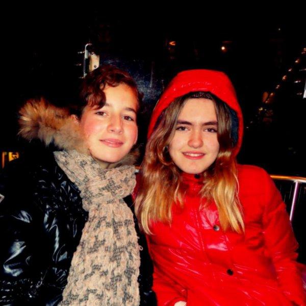 Moi et Carina
