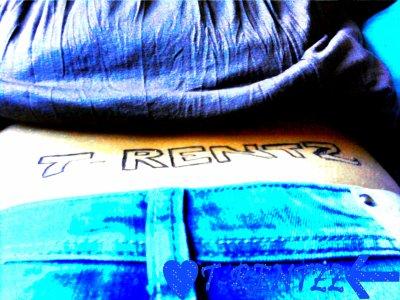 Nesseur Du Ghetto Aka T-RENTZZ