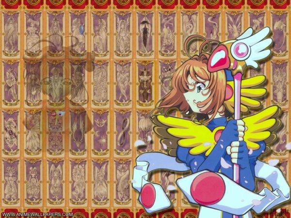 Card Captor Sakura - Résumé