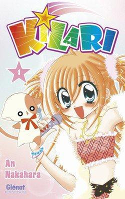 Kilari - Informations sur le manga + couvertures (tome 1 à 8)