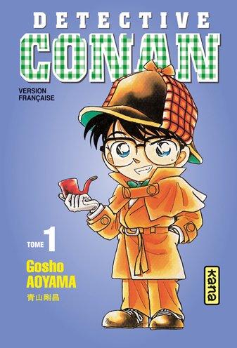 Détective Conan - Informations sur le manga