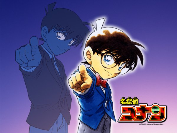 Shinichi Kudô / Conan Edogawa